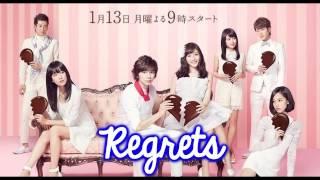 [ 失恋ショコラティエ / Shitsuren Chocolatier OST ] Ken Arai - Regrets