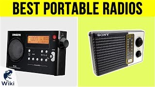 10 Best Portable Radios 2019