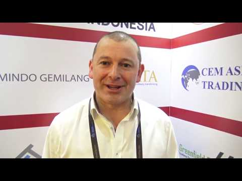 Independent Cement & Lime Group, James Howard, Speaker Testimonial, INTERCEM Asia 2017