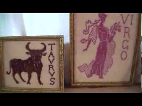 Tauro y Virgo en punto de cruz