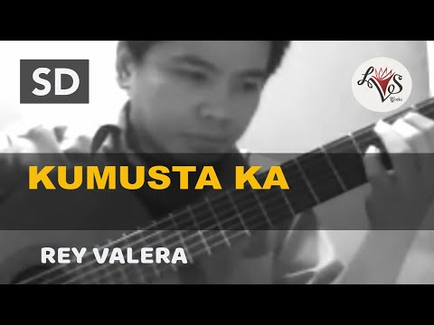 Kumusta Ka - Rey Valera (solo guitar cover) - YouTube