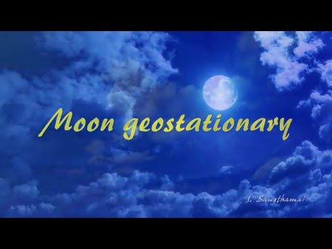 Moon Geostationary  (HD1080p)