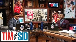 Won and Done: How Do You Feel Now That Kawhi Is Gone? | Tim and Sid