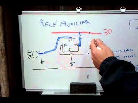 Tonella  - relé auxiliar funcionamento e instalação 2/4
