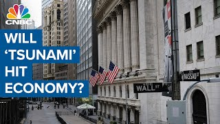 Wall Street underestimating 'tsunami' hitting the economy and supply chains: Former Home Depot CEO