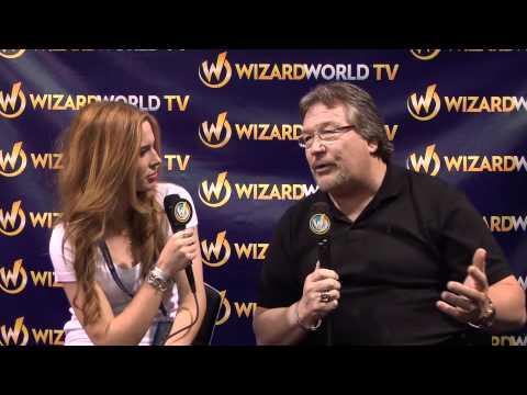 "Anaheim Comic Con 2011 - Ted DiBiase ""The Million Dollar Man"" Interview"