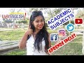 Lección 51: ACADEMIC SUBJECTS - Learn new vocabulary about academic subjects