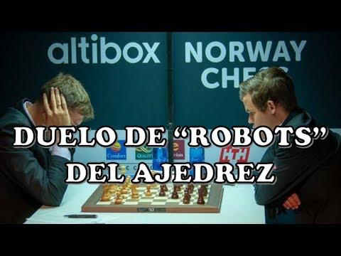 ¡EXACTITUD INHUMANA!: Karjakin vs Carlsen (Altibox Norway Chess, 2018)