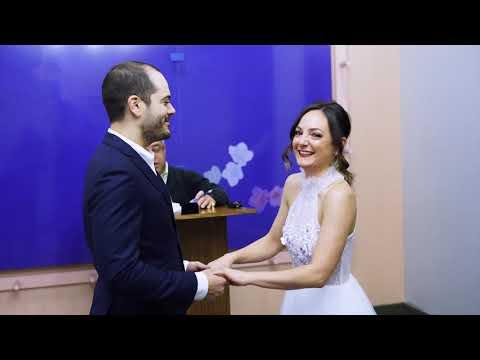 New York City Hall Wedding Video Of Paige And Ryan