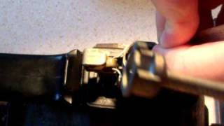 How to repair a broken VW Polo, Lupo or Mk4 Golf lock