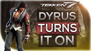 OMG Tekken 7 Moments: Dyrus turns it on