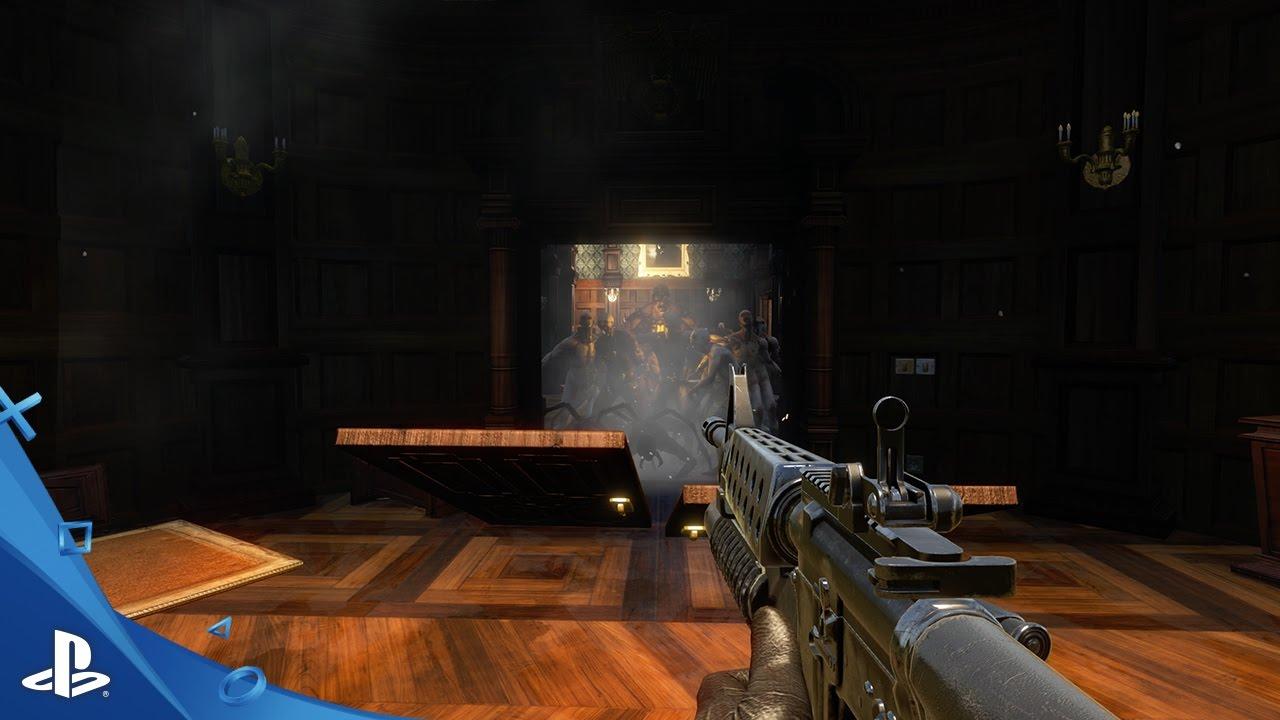 Killing Floor 2 Gameplay Trailer Ps4 Youtube