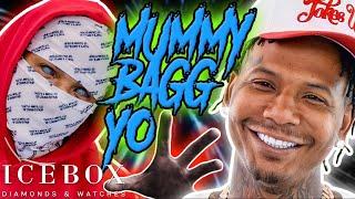 Moneybagg Yo Drops $250K on Championship Rings at Icebox!