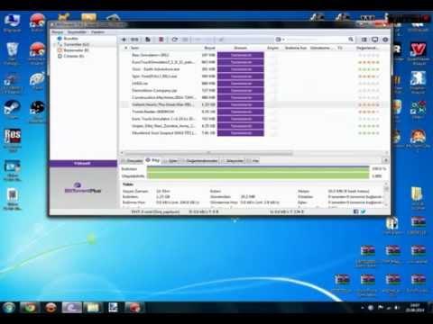 BitTorrent Programı ile Torrent Oyun İndirme