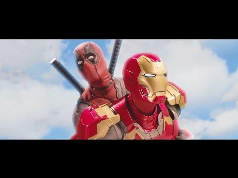 Avengers Infinity War Deadpool Fantastic Four Crossover Scene Theory