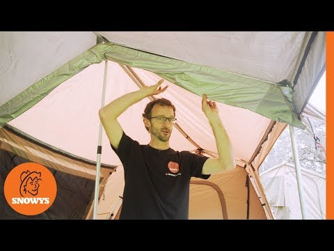 23zero Falcon Peregrine 270 Awning Walls How To Setup Pack Away Youtube