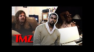 Check out some clips of kanye's reality show | tmz