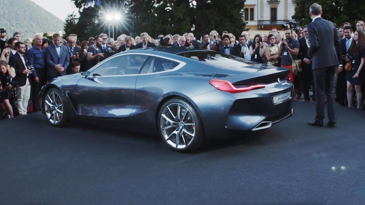 2018 Bmw 8 Series Awesome Car Youtube
