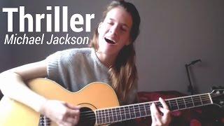 Baixar Thriller - Michael Jackson (Gabrielle Grau acoustic cover)