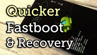 The Easiest Way to Boot into Recovery or Fastboot on Your Nexus 7 [How-To]