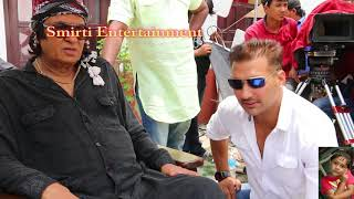 Nikhil Upreti New Movie Shooting Report With Bollywood Actor Ranjit