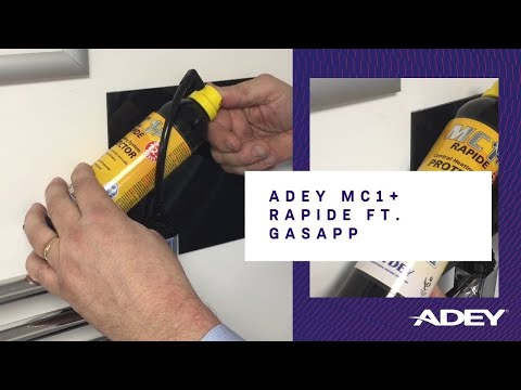 ADEY MC1 Rapide Protector ft GasApp