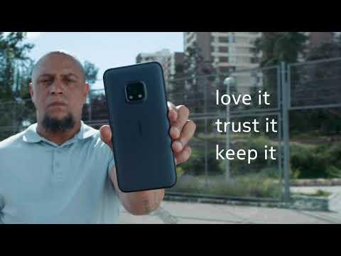 HMD Global släpper tre nya Nokia-telefoner Roberto Carlos approves