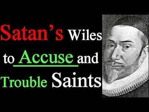 Satan's Wiles To Accuse And Trouble The Saints - Puritan William Gurnall / Audio Books