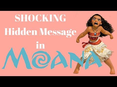 Hidden Message In Moana