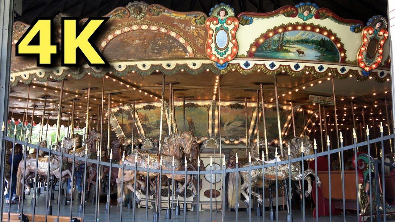 Griffith Park Merry Go Round Walt Disneys Inspiration For Disneyland Adventures By Disney