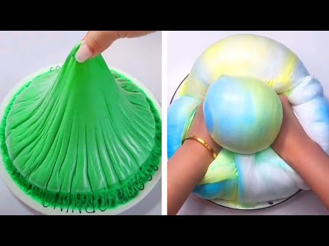 Santai Video Slime #406