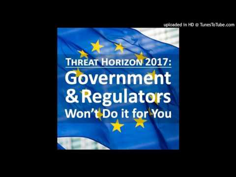 Governments & Regulators Won't Do it for You