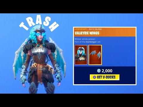 its trash... Fortnite ITEM SHOP [September 20] | Kodak wK