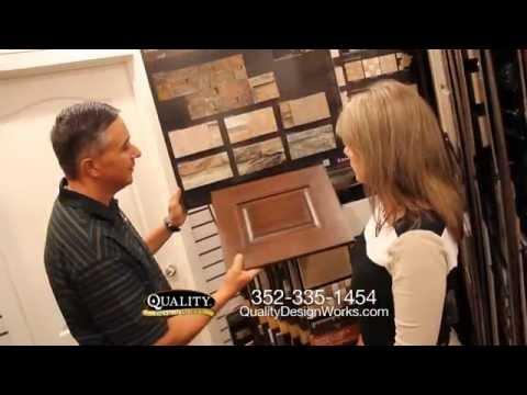 Quality DesignWorks Kitchen Remodel Testimonial 2014 v2