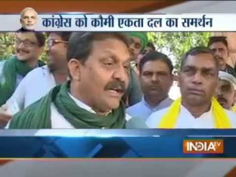 Quami Ekta Dal's Afzal Ansari speaks exclusively with India TV