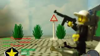 lego Call of Duty- Modern Brickfare