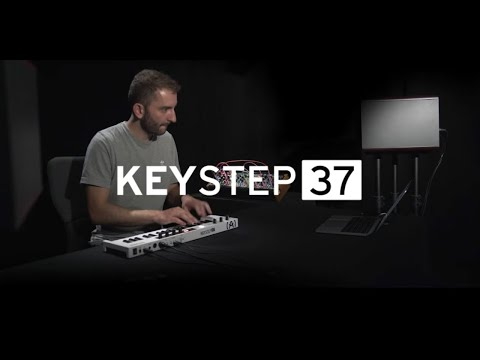KeyStep 37 | Controllers | ARTURIA