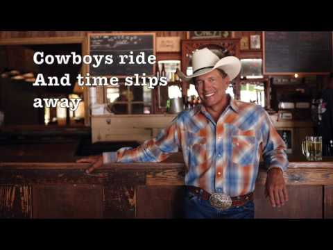 George Strait   It Just Comes Natural Lyric