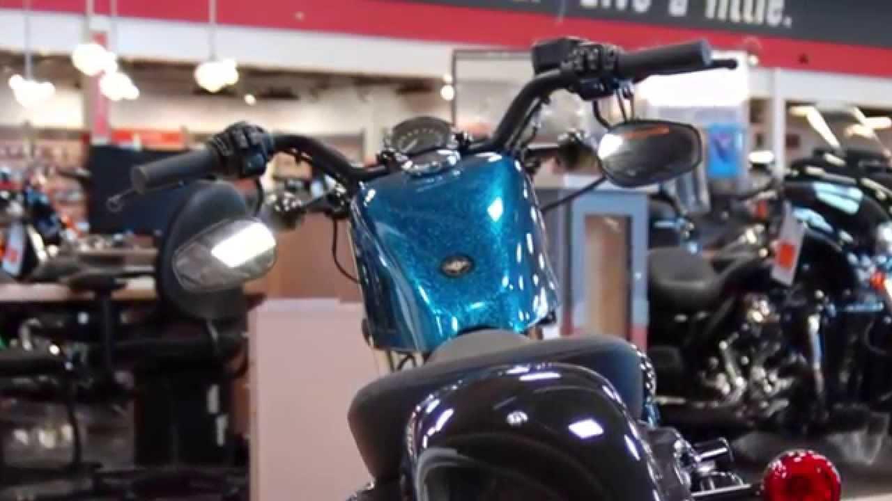 2015 Harley Davidson® Sportster 48 XL1200X Tacoma WA (253 ...