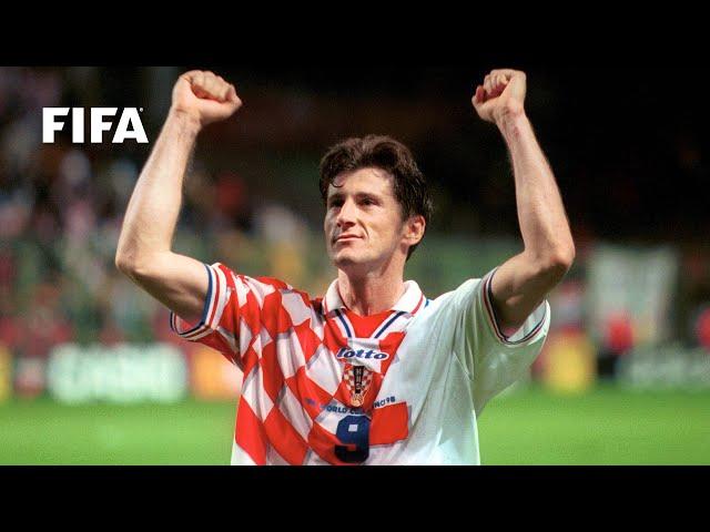 Davor Suker | FIFA World Cup Goals