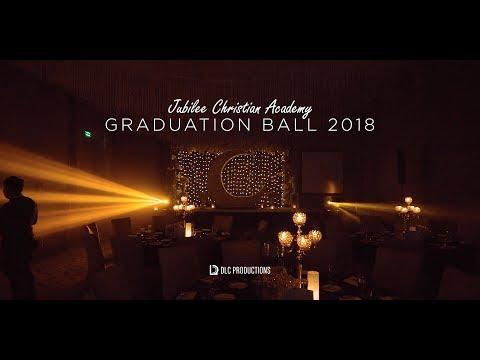 Jubilee Christian Academy Gradball 2018
