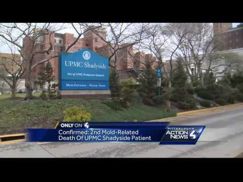 2nd mold-related death of UPMC Shadyside hospital patient confirmed