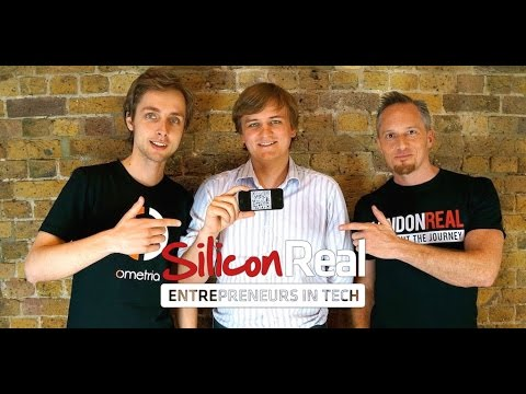 Hugh Halford-Thompson of QuickBitcoin & Ivan Mazour - Bitcoin London   Silicon Real