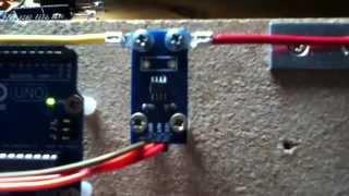 Using the ACS712 Hall Effect Current Sensor Module (part 2)