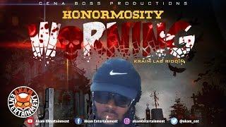 Honormosity - Warning (Quada & Popcaan Diss) May 2019