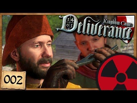 Kingdom Come: Deliverance #002: Die feinste Klinge im ganzen Land ☢ [Lets Play - Deutsch]