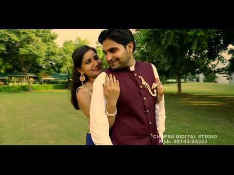SAURABH & NEHA PRE-WEDDING SHOOT