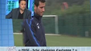 TVSUD - Sport Sud Spécial MHSC - Partie 1  (01/12/2011)