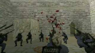 Counter Strike - MC Hammer - To Legit To Quit