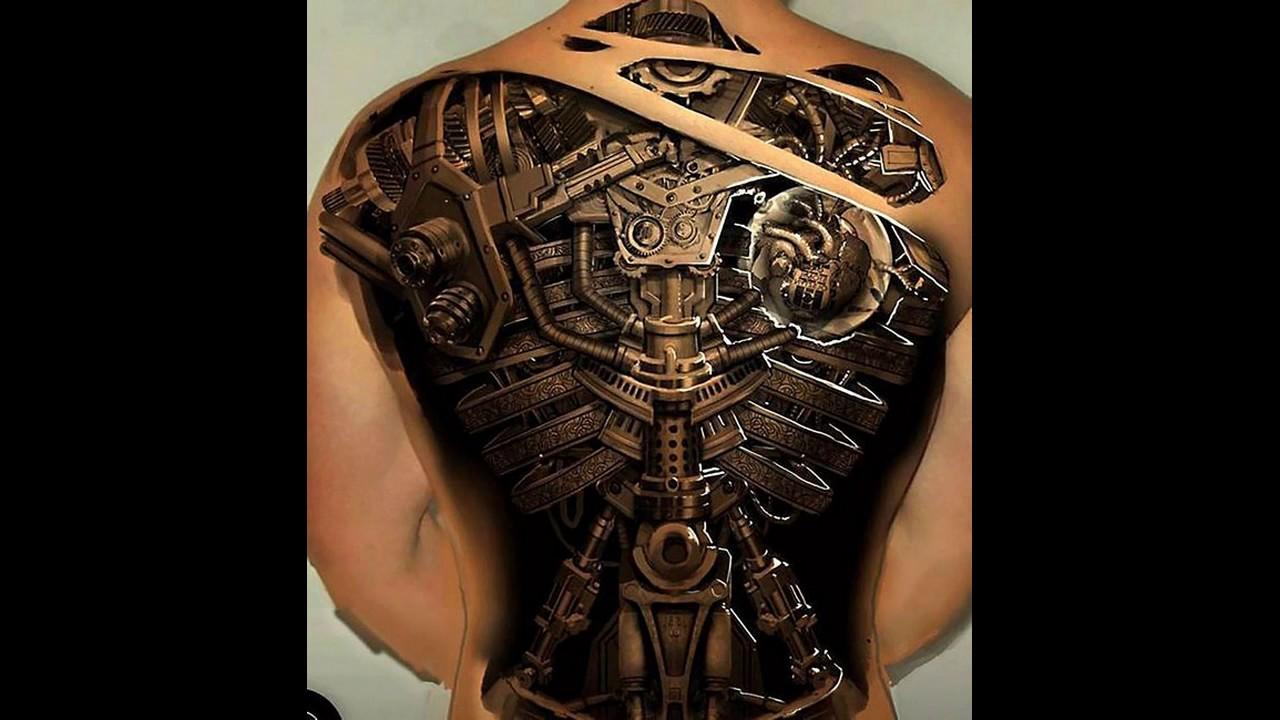 Tattoo Design Ideas: AWESOME TATTOO IDEAS